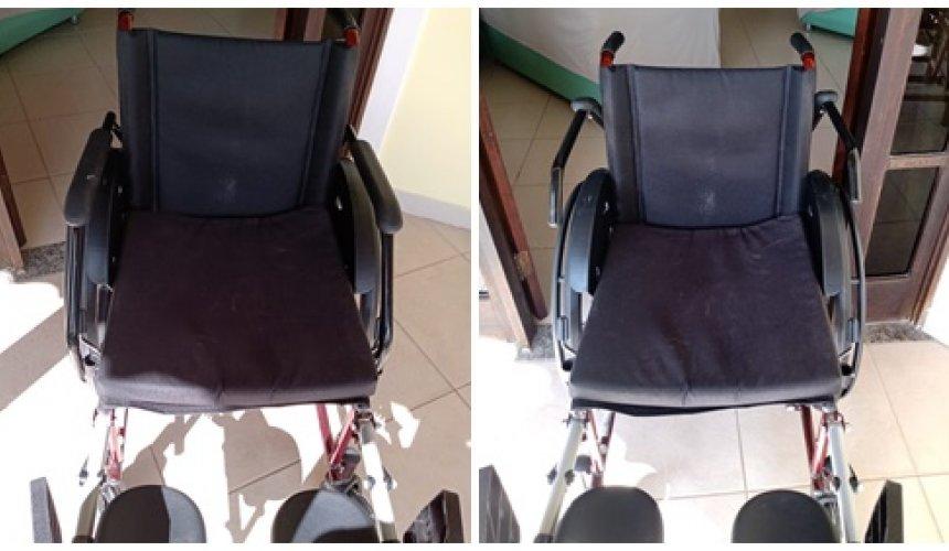 [Vende-se Cadeira de rodas]