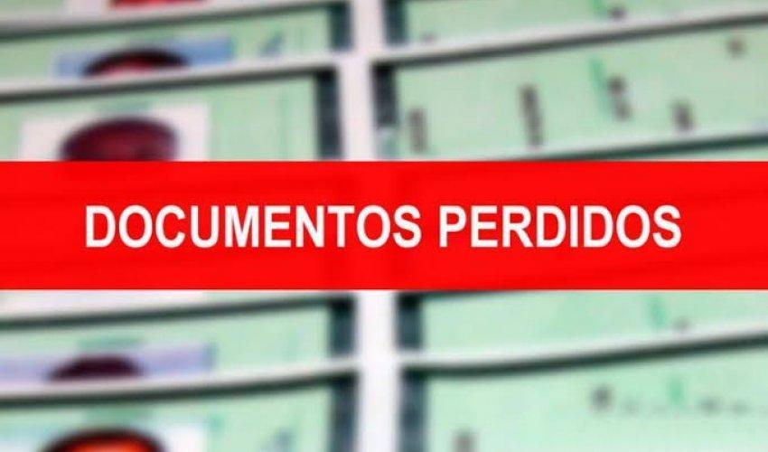 [Morador de São Paulo procura por documentos perdidos em Camaçari]