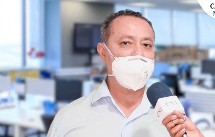 [Secretário de saúde fala da situação da pandemia da covid-19 em Camaçari ]