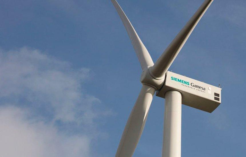 [Polo Industrial ganha linha de produção de conversores de energia eólica]