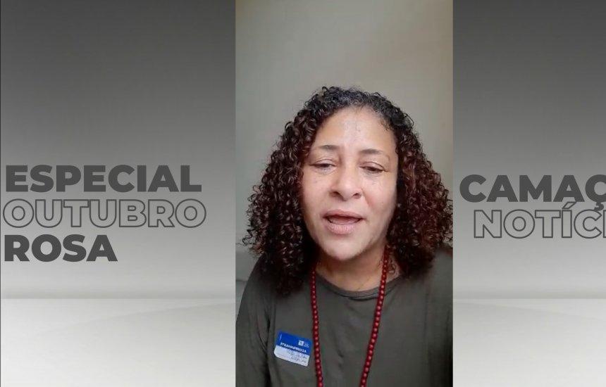 [Outubro Rosa:Uilda Carvalho relata como venceu a batalha contra o câncer de mama]