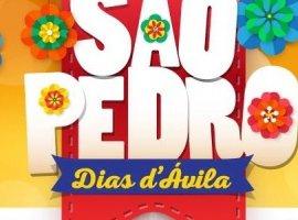 [Festa a São Pedro em Dias d'Ávila começa nesta quinta-feira]