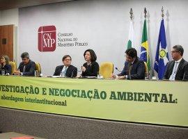 [MP adere a termo de cooperação técnica firmado entre CNMP e MMA]