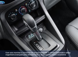 [Ford Ka: o que muda com o câmbio automático na nova linha 2019]