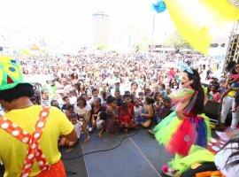 [Evento em Camaçari vai garantir a diversão de milhares de crianças]