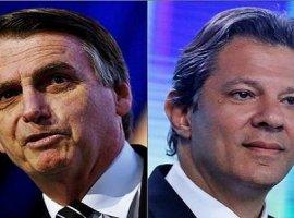 [Datafolha: Bolsonaro lidera em quatro regiões do Brasil e Haddad no Nordeste]