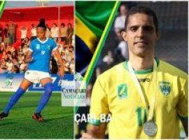 [Atletas de Camaçari são convocados para a Copa do Mundo de Futebol 7]