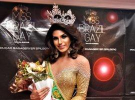 [Candidata do Amapá vence edição do Miss Brasil Gay]
