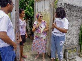 [Casa Melhor: Sehab inicia visitas em vários bairros de Camaçari]