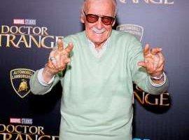 [Causa da morte de Stan Lee, quadrinista da Marvel, é revelada]