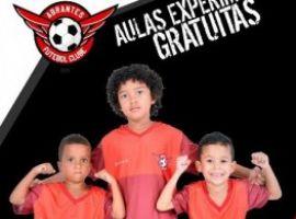 [Abrantes Futebol Clube lança unidade de escolinha em Vila de Abrantes]
