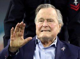 [Ex-presidente dos EUA George H.W. Bush morre aos 94 anos]