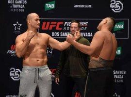 [Cigano encara australiano em busca de cinturão no UFC]