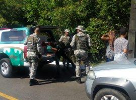 [Guarda Civil resgata jacaré e realiza soltura de animais em área protegida]
