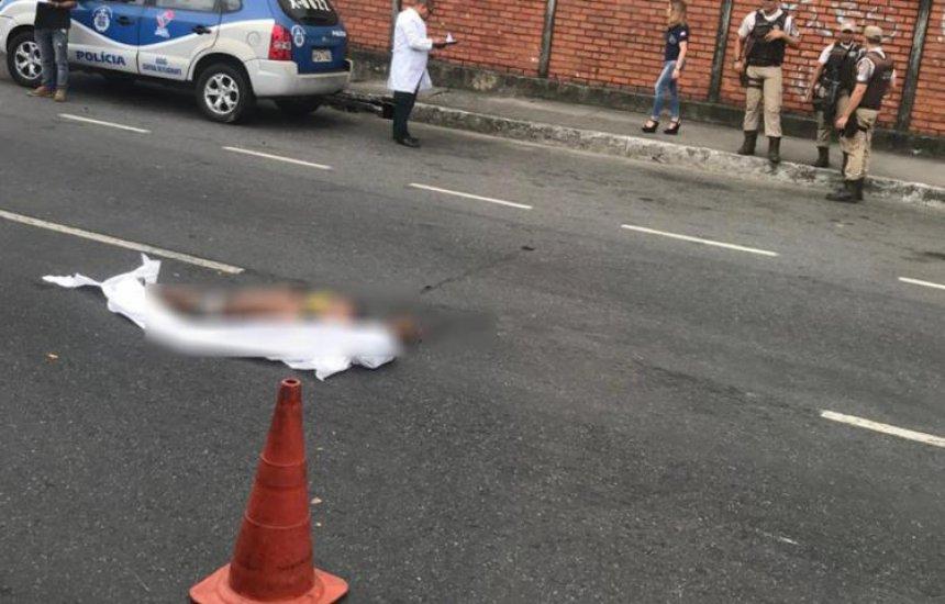 [Acidentes de trânsito deixam três vítimas em Salvador]
