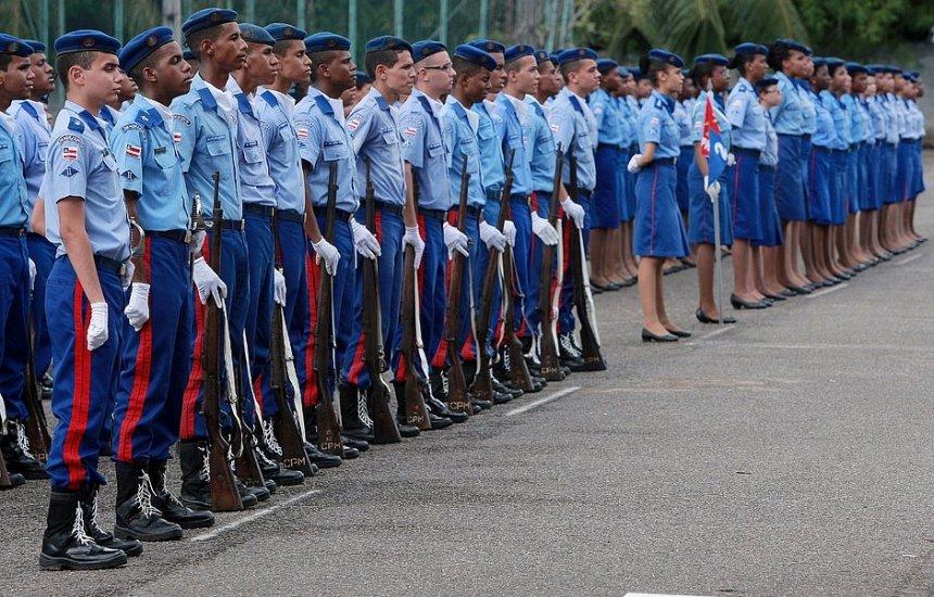 [Colégio da PM abre inscrições para 2,4 mil vagas em 16 unidades da Bahia]