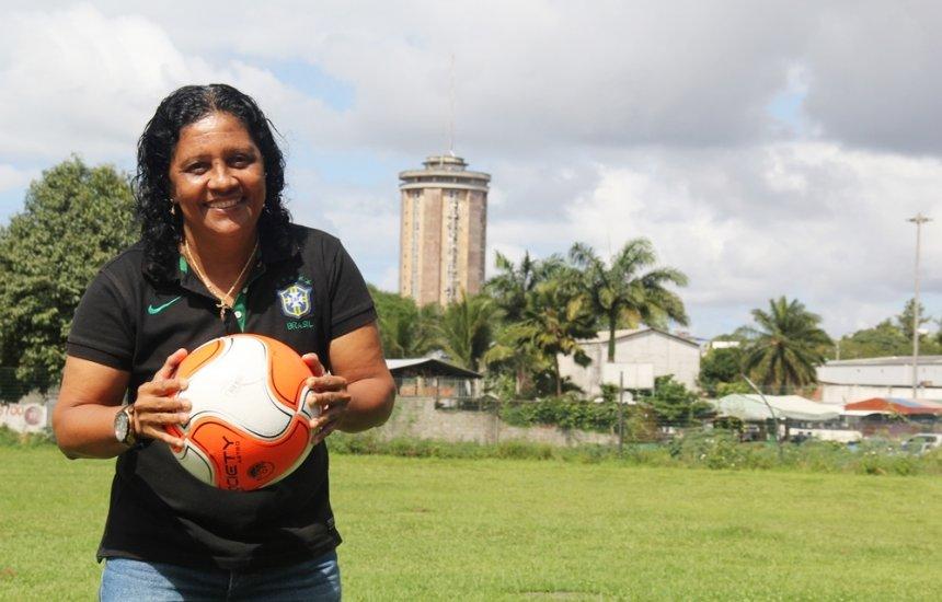 [Dilma Mendes assume comando técnico da Seleção Brasileira Feminina de Fut7]