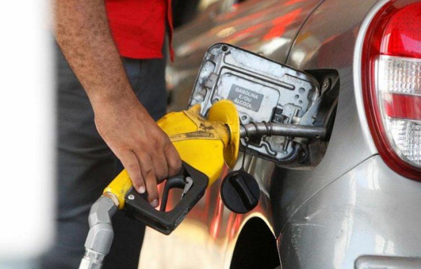 [Petrobras reduz em 1,38% o preço médio da gasolina nas refinarias]