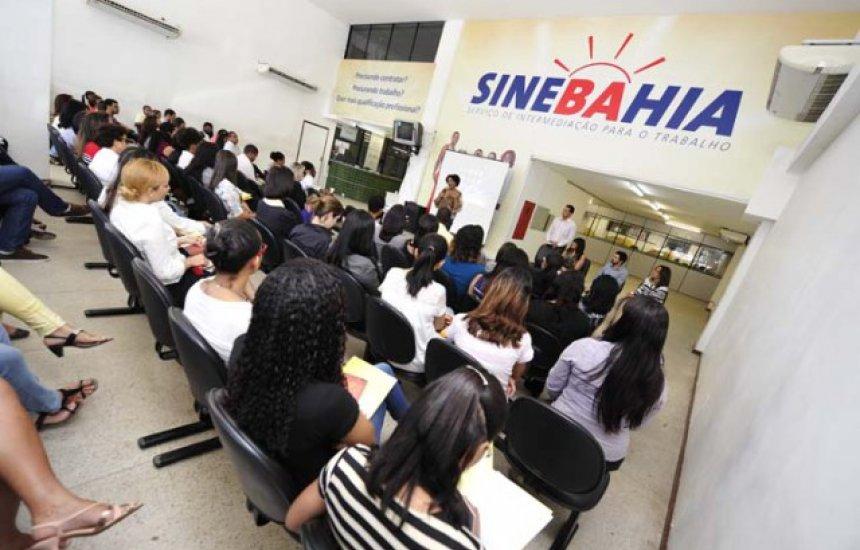 [SineBahia está ofertando 88 vagas de emprego; confira aqui!]