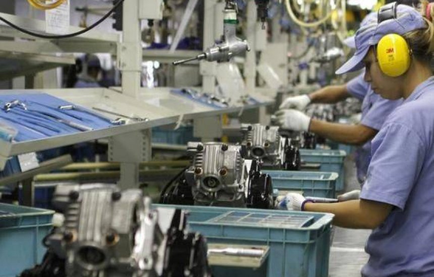 [Produção industrial baiana recuou 1,2% em novembro]