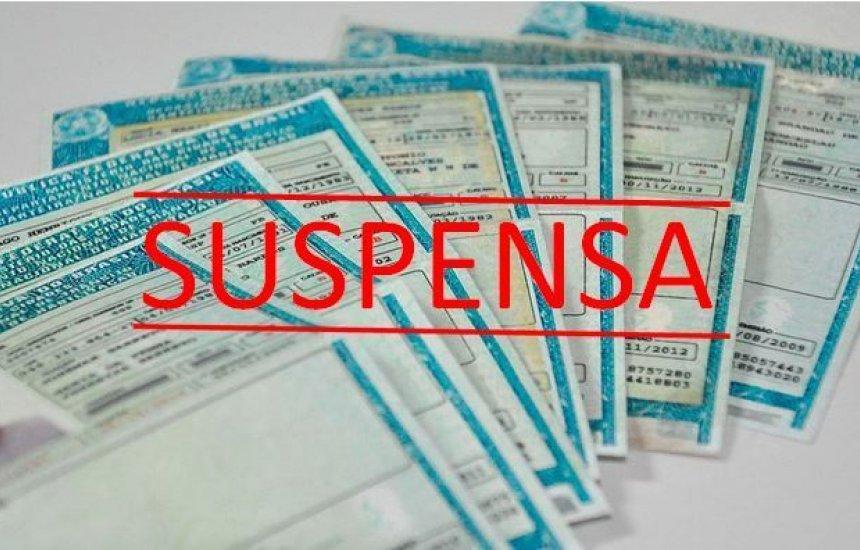 [Detran divulga lista dos 20 mil que podem ter CNH suspensa na Bahia]