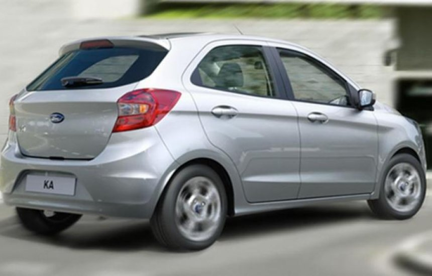 Ford eleva preços do Ka pela segunda vez em três meses