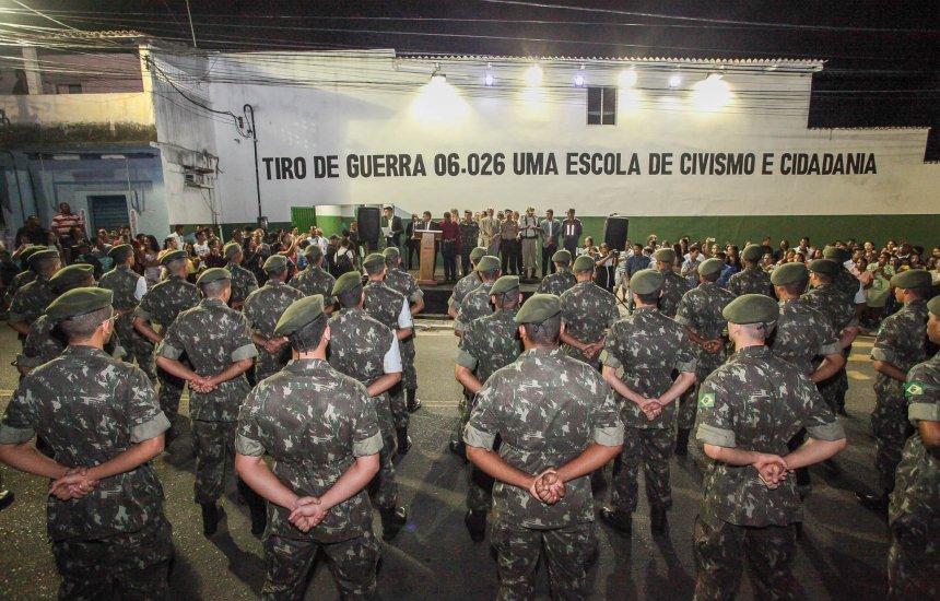 [Camaçari: alistamento militar pode ser realizado até 30 de junho]