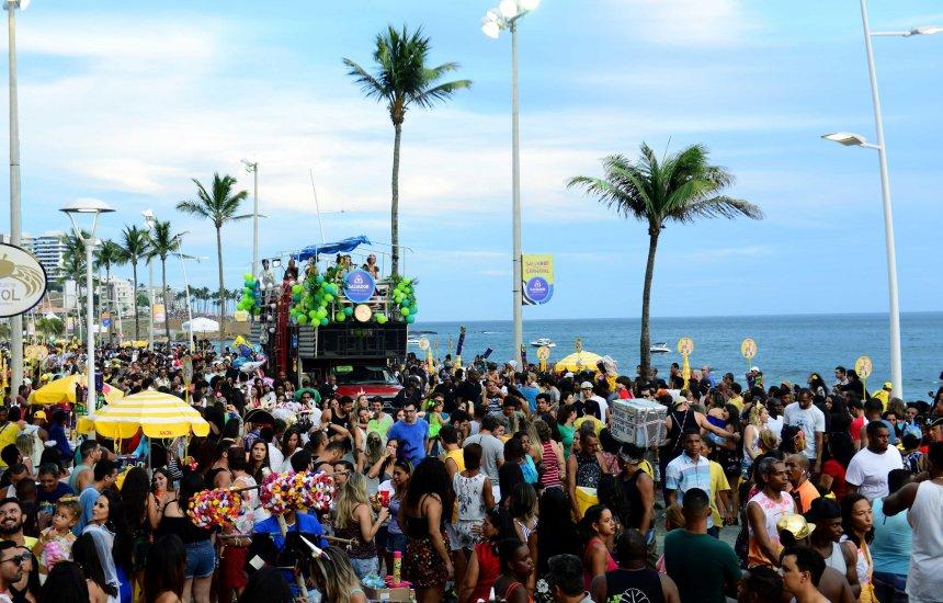 [Calendário de festas populares em Salvador segue acalorado]