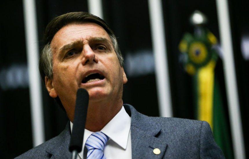 """[Bolsonaro diz que hoje """"bate o martelo"""" sobre reforma da Previdência]"""
