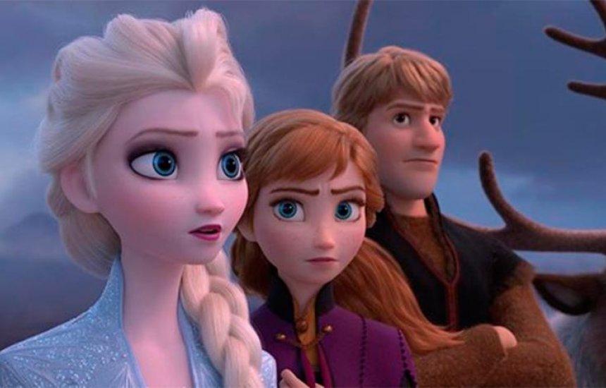 [Disney movimenta a internet após divulgar trailer de Frozen 2]