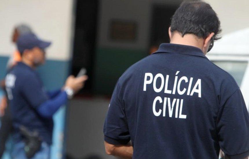 [Operação da Polícia Civil realiza abordagens no Terminal de São Joaquim]