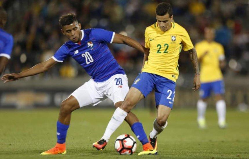 [CBF confirma amistoso do Brasil contra o Panamá em 23 de março]