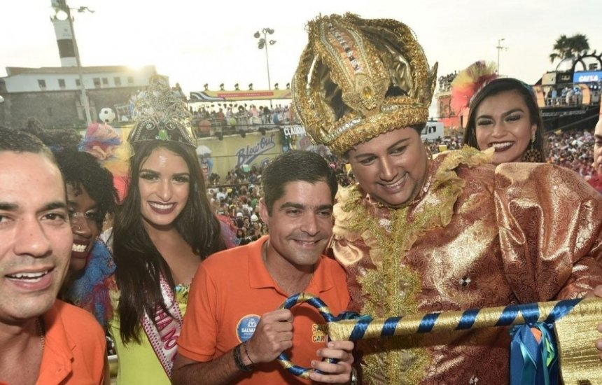 Concurso escolhe amanhã Rei Momo do carnaval de Salvador