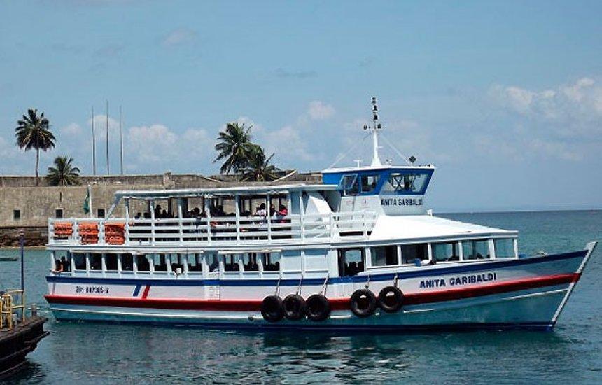 [Travessia Salvador-Mar Grande tem bom movimento, mas só opera até às 18h hoje]