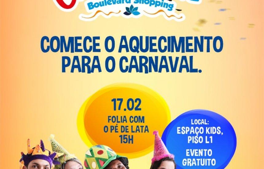 [Boulevard Shopping Camaçari promove bailinho infantil gratuito neste domingo]