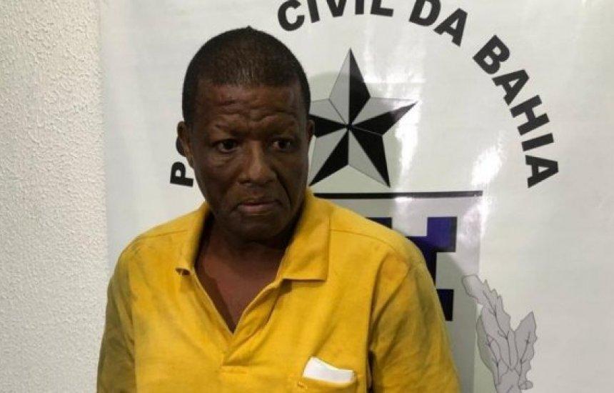 [Homem é preso por tentativa de feminicídio em Salvador]