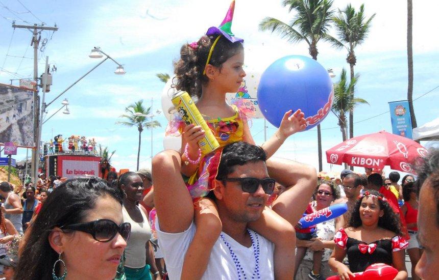 [Carnaval da garotada é garantido dentro e fora dos círculos neste sábado]