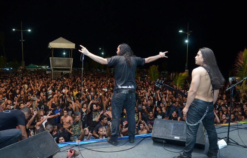 [Hoje o Rock tem endereço fixo no Carnaval de Salvador]