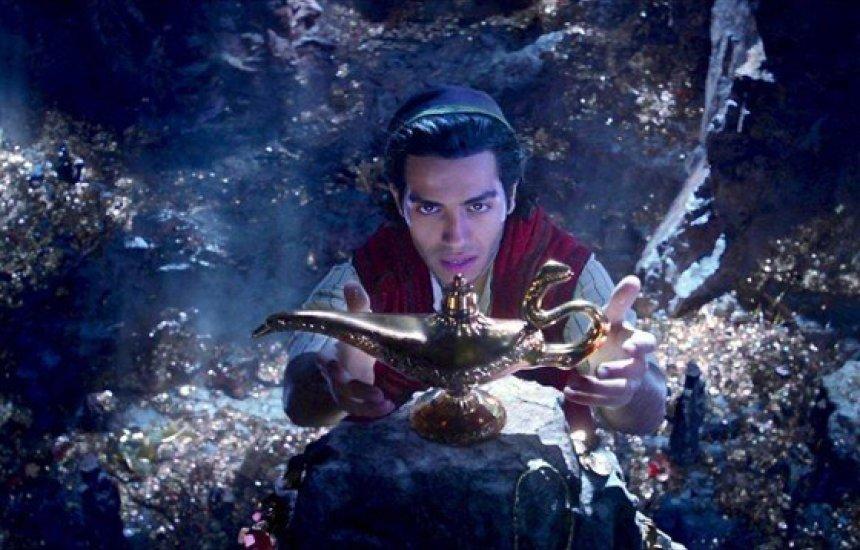 [Disney divulga trailer legendado de 'Aladdin']