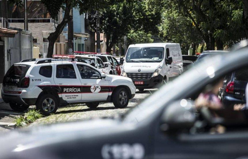 [É grave estado de saúde de dois dos sete feridos em Suzano]