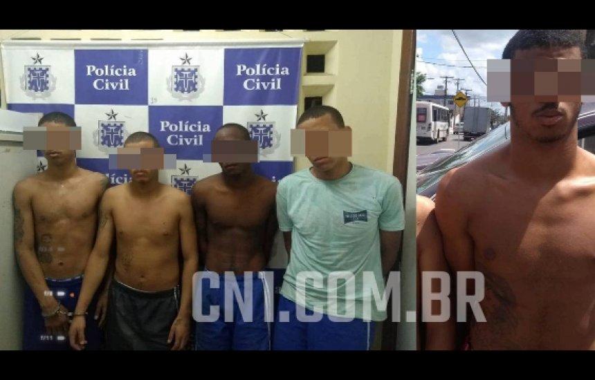 [Menores fugitivos do CASE foram capturados pela polícia]