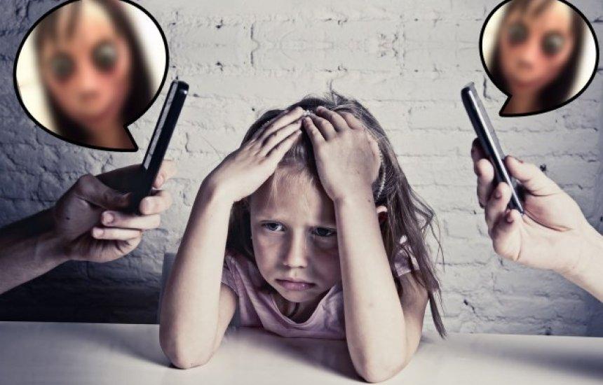 [Boneca Momo: maneiras de evitar o contato com as crianças]