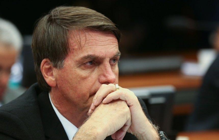 Aprovação do governo Bolsonaro cai em dois meses e rejeição sobe, diz Ibope