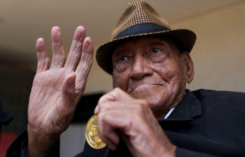 [Morre, aos 96 anos, fotógrafo baiano Gervásio Baptista]