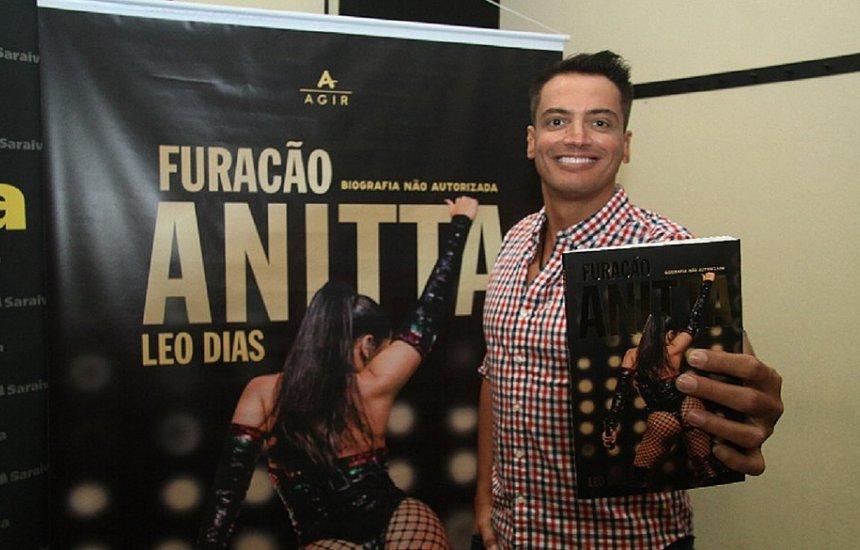 ['Não é uma história de fofoca', afirma Léo Dias sobre biografia de Anitta]