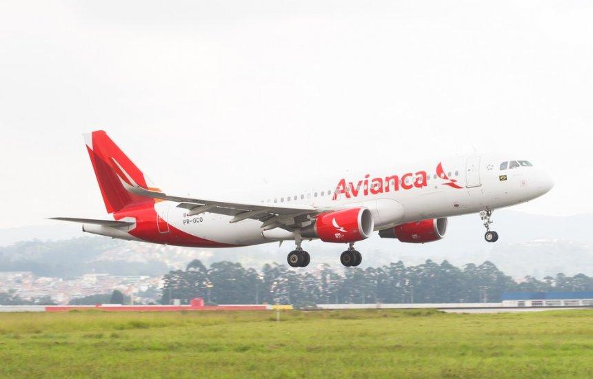 [Avianca Brasil cancela 154 voos de hoje até quarta; Salvador está na lista]