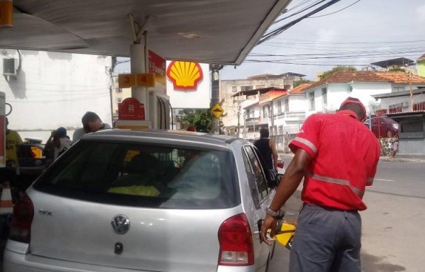[Petrobras volta a aumentar o preço da gasolina nas refinarias]