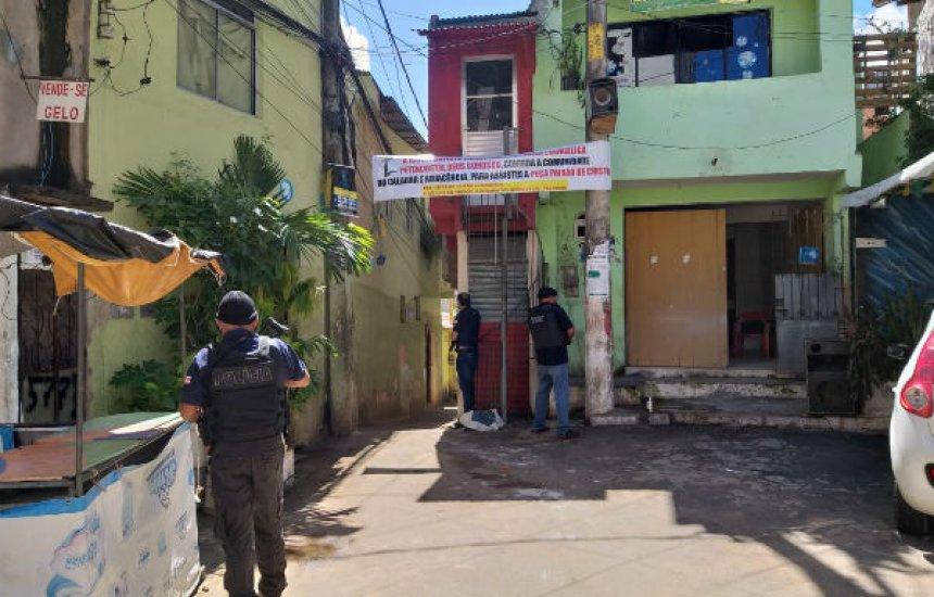 [Operação nacional termina com 91 presos por crimes graves em território baiano]