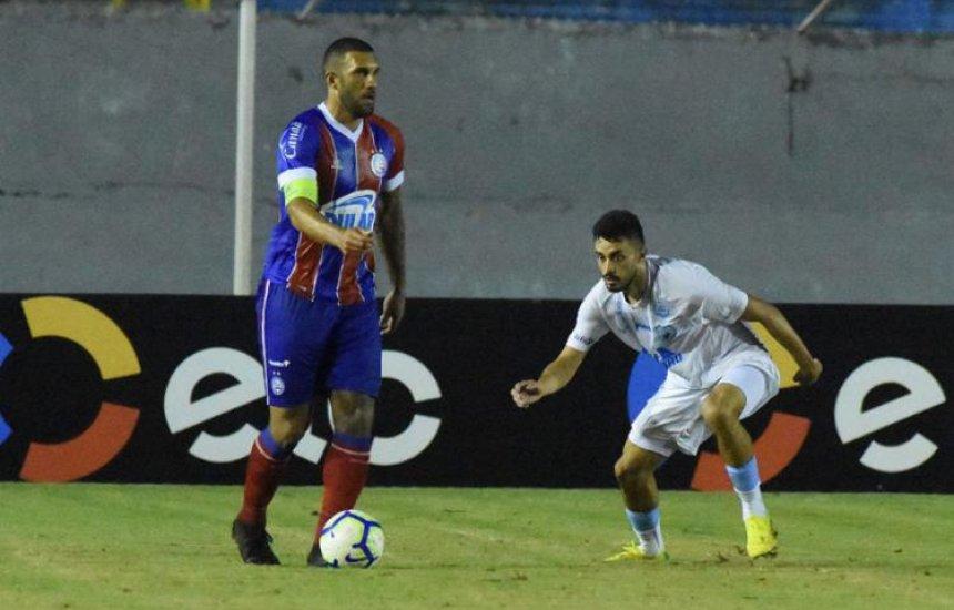 [Bahia perde para o Londrina, mas avança às oitavas da Copa do Brasil]