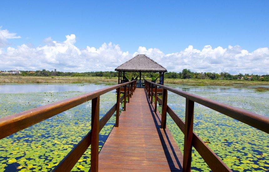 [Rede hoteleira firma acordo com MP e se compromete a limpar lagoa de Camaçari]
